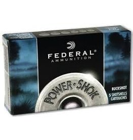 FEDERAL FEDERAL AMMUNITION 20 GAUGE 3' BUCKSHOT 2 BUCK