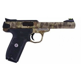 "SMITH & WESSON SMITH & WESSON 22 VICTORY KRYPTEK CAMO 5.5"" BBL 10 SHOT"