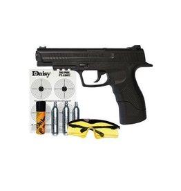 DAISY POWERLINE 415 21 SHOT BB CO2 SEMI-AUTOMATIC W/ KIT