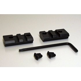 BURRIS BURRIS XTREME TACTICAL STEEL TWO PIECE BASES