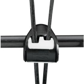 """SAUNDERS HYPER-GLIDE CABLE SLIDE W/SILICONE """"O"""" RING"""
