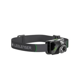 LEATHERMAN LED LENSER MH6 HEADLAMP 200 LUMENS 120 METERS