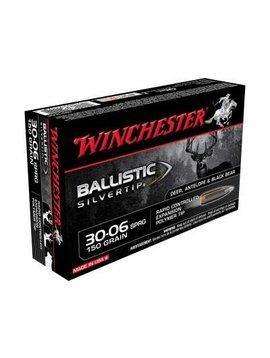 WINCHESTER WINCHESTER BLLISTIC SILVERTIP 30-06 150GR