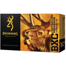 BROWNING BROWNING BXC 270 WIN 145GR BIG GAME 20 RDS