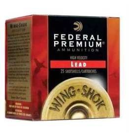 FEDERAL FEDERAL PREMIUM UPLAND LOAD 16GA 2 3/4 1 1/4OZ #6 LEAD