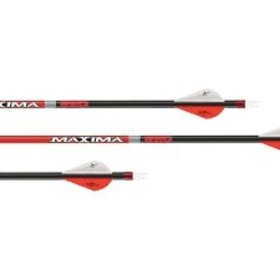 CARBON EXPRESS CARBON EXPRESS ARROWS MAXIMA RED MATTHEWS 250 W/BLAZERS