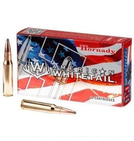HORNADY HORNDAY AMERICAN WHITETAIL 6.5 CREEDMOOR 125GR INTERLOCK