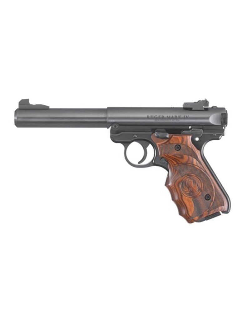 Ruger Mark Iv Target Pistol