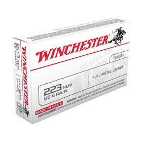 WINCHESTER WINCHESTER 223 REM 55GR FMJ 20 RDS
