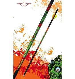 "BLACK EAGLE BLACK EAGLE ZOMBIE SLAYER CROSSBOW FLETCHED ARROW-.001"" 6PK 20"""