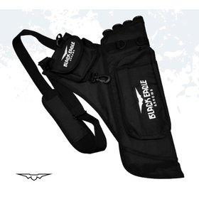BLACK EAGLE BLACK EAGLE ARROWS SHOULDER/ WAIST QUIVER