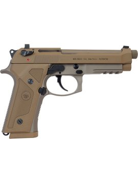 BERETTA BERETTA M9A3 PISTOL THREADED BARREL W/3 10RD MAGS