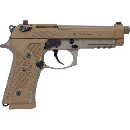 BERETTA BERETTA M9A3 PISTOL THREADED BARREL W/3 10RD MAGS