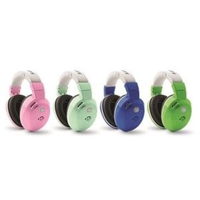 WALKER'S WALKER'S YOUTH HEARING PROTECTION W/ ACTIVE SOUND COMPRESSION 4 YR+