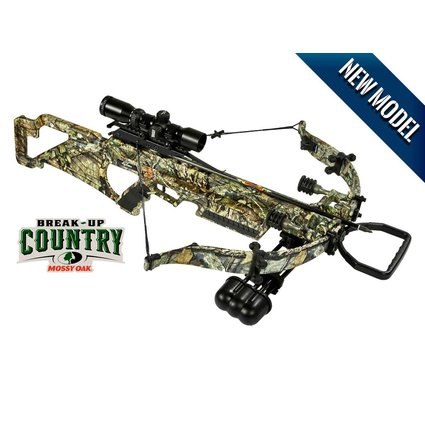 EXCALIBUR EXCALIBUR MATRIX BULLDOG 330 CROSSBOW PKG BREAK UP COUNTRY