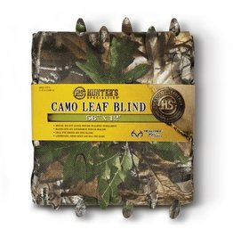 HUNTER SPECIALTIES HUNTER'S SPECIALTIES CAMO LEAF BLIND 12 FT