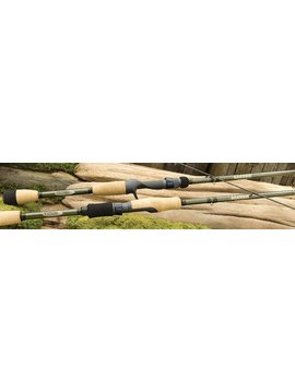"""ST. CROIX ST. CROIX EYECON SPINNING ROD 6'6"""" MED FAST"""