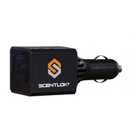 SCENT LOK SCENT-LOK OZ20 VEHICLE DEODORIZER BLACK
