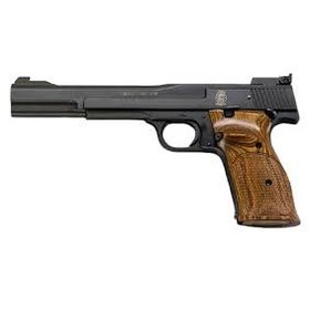 """SMITH & WESSON SMITH & WESSON 41 22LR 7"""" BBL 10 SHOT"""