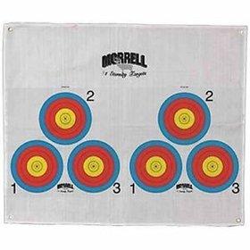 MORRELL MORRELL 723-3 THREE SPOT COLOR TARGET FACE