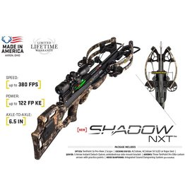 TEN POINT TENPOINT SHADOW NXT CROSSBOW 3X PV2