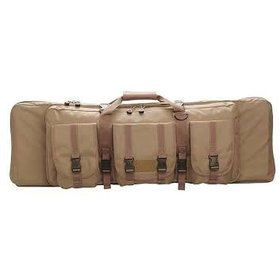 """UNCLE MIKE'S UNCLE MIKE'S TACTICAL RIFLE CASE 36"""" DARK EARTH"""