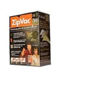 ZIPVAC VACUUM STARTER KIT ORANGE PUMP W/ BAGS