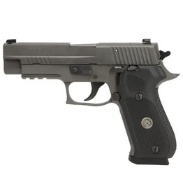 """SIG SAUER SIG SAUER P220 LEGION 45 ACP 4.4"""" GRAY 8 RD"""