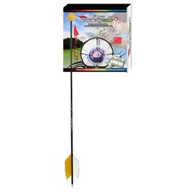 CARBON EXPRESS CARBON EXPRESS ARCHERY GOLF KIT W/ NET, ARROW AND SCORE CARDS