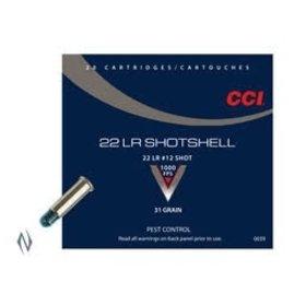CCI CCI 22LR SHOTSHELL 20 PK