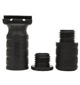 BLACKHAWK BLACKHAWK RAIL MOUNT VERTICAL GRIP BLACK