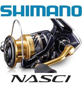 SHIMANO SHIMANO NASCI 3000 HGFB SPINNING REEL