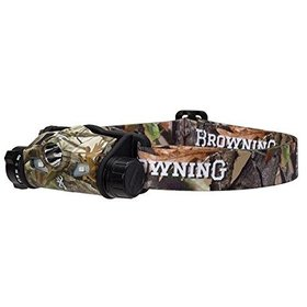 BROWNING BROWNING EPIC HEADLAMP CAMO DUEL FUEL 1AA-USB RECHARGEABLE