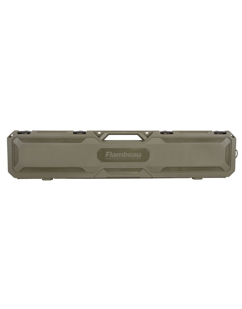 FLAMBEAU OUTDOORS FLAMBEAU FIELD GUN CASE 50.5""