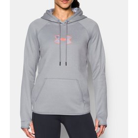UNDER ARMOUR UNDER ARMOUR WOMEN'S ICON CALIBER HOODIE 806