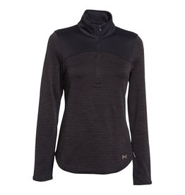 UNDER ARMOUR UNDER ARMOUR WOMEN'S EXPANSE I/4 ZIP GRAY