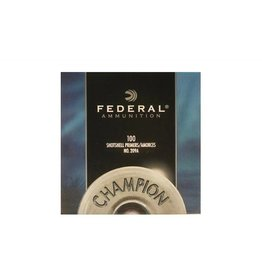 FEDERAL FEDERAL AMMUNITION #209 SHOTSHELL PRIMERS SINGLE 100 RDS
