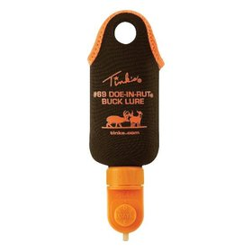 TINK'S TINK'S #69 DOE-IN-RUT BUCK LURE DIAL-A-DRIPPER NEOPRENE SLEEVE AND DRIPPER