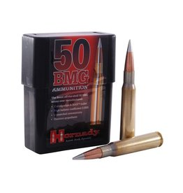 HORNADY HORNADY 50 BMG AMMO 750 GR A-MAX