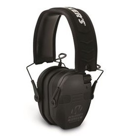 WALKER'S WALKER'S RAZOR SLIM SHOOTER COMM ELECTRONIC MUFFS BLACK BLUETOOTH