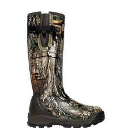 "LACROSSE FOOTWEAR LACROSSE ALPHABURLY PRO SIDE-ZIP 18"" REALTREE XTRA 1000G"