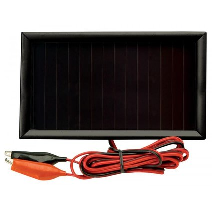 AMERICAN HUNTER 12 VOLT SOLAR CHARGER FITS ANY 12V BATTERY