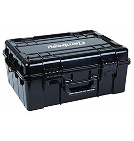 FLAMBEAU OUTDOORS FLAMBEAU STACKHOUSE PISTOL CASE W/ TWO LEVEL STORAGE