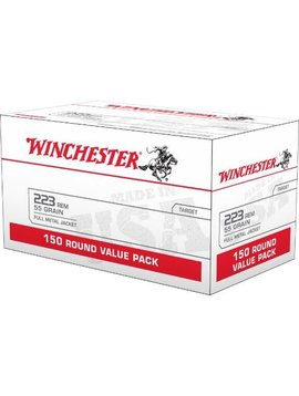 WINCHESTER WINCHESTER 223 REM 55GR FMJ USA 150 RDS