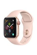 Apple Watch series 4 GPS, 40MM, Gold Aluminium Case, Pink Sand Sport Band