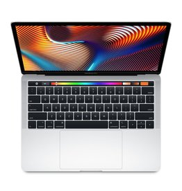 "Apple Macbook Pro 13"", Touch Bar 2.3GHZ, 8GB, 256GB, Silver"
