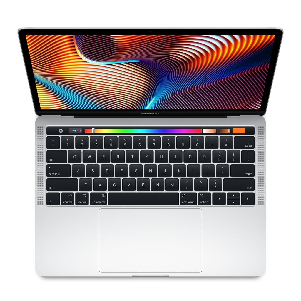 "Apple Macbook Pro 13"", Touch Bar 2.3GHZ, 8GB, 512GB, Silver"