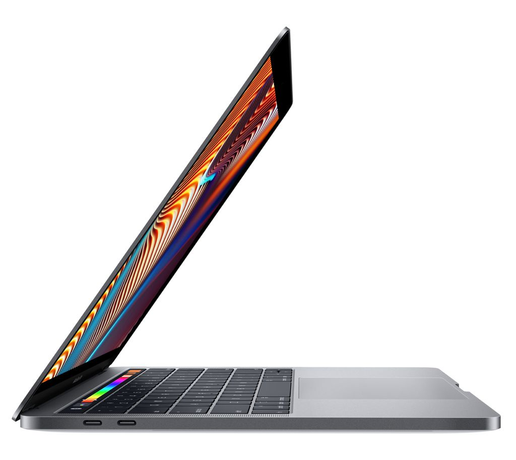 """Apple Macbook Pro 15"""", Touch Bar 2.2GHZ, 16GB, 256GB, Space Grey"""