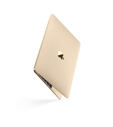 "Apple Macbook 12"" 1.2GHz m3, 8GB, 256GB, Gold"