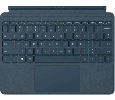 Microsoft Surface Go Signature Type Cover - Cobalt Blue